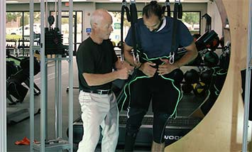 Patient Training For An Adaptive HKAFO Device